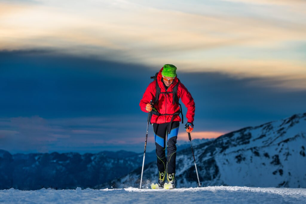 Cross Country Skiing at Ultraverse Supplements