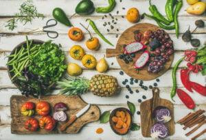 balanced nutrition for endurance