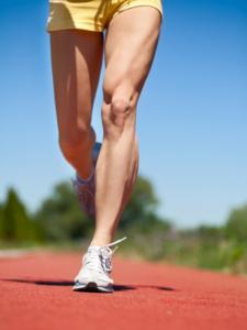 strong running legs