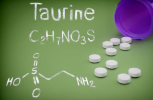 Taurine for endurance