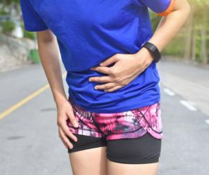 ultramarathon stomach issues