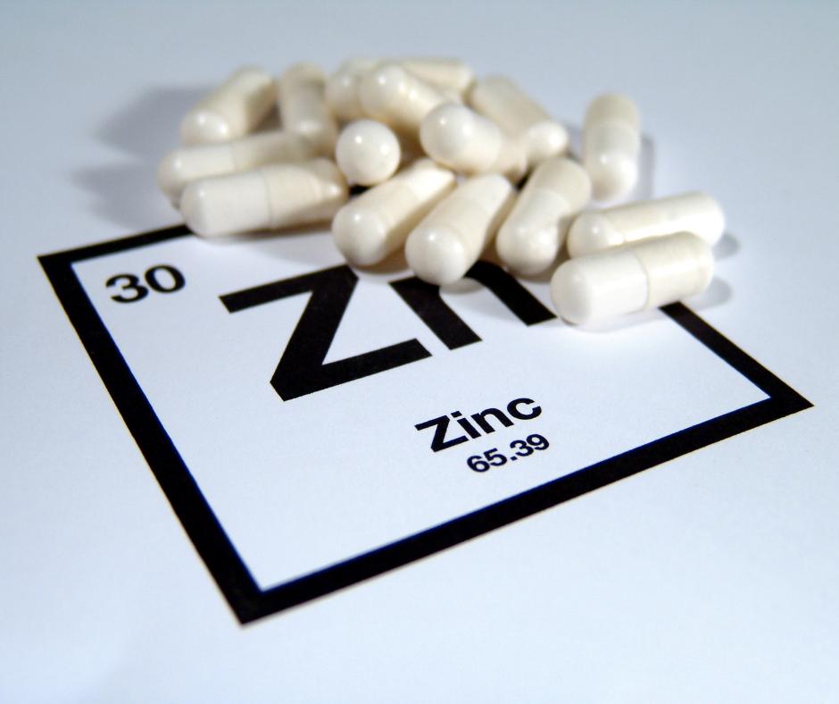zinc for endurance athletes